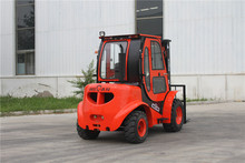 4X4WD 2.5T ALL ROUGH TERRAIN FORKLIFT
