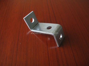 Electrical Galvanized Z shape Channel Fittings