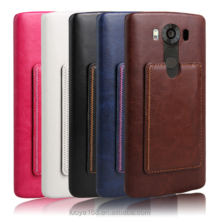 For LG mobile phone V10 case leather multi functional stand wallet case,stylish card holder deisgn cover For LG V10 PU Stand