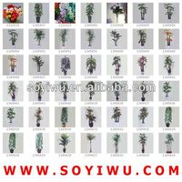 YIWU CHENCHEN FLOWER FACTORY Wholesaler from Yiwu Market for Artificial Flower & Bines