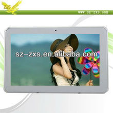 ZXS-MTK6577 2013,High Quality Tablet PC, Android 4.0, 3G, Phone Call, CE, RoHs,Mini PC Tablet Laptop Computer