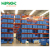 heavy duty steel stackable pallet shelving teardrop storage selective pallet rack for warehouse