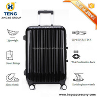 Hardside Italian Luggage with Spinner Wheel