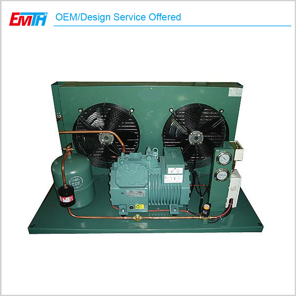 Bitzer Compressor Parts Air Conditioner Condensing Unit