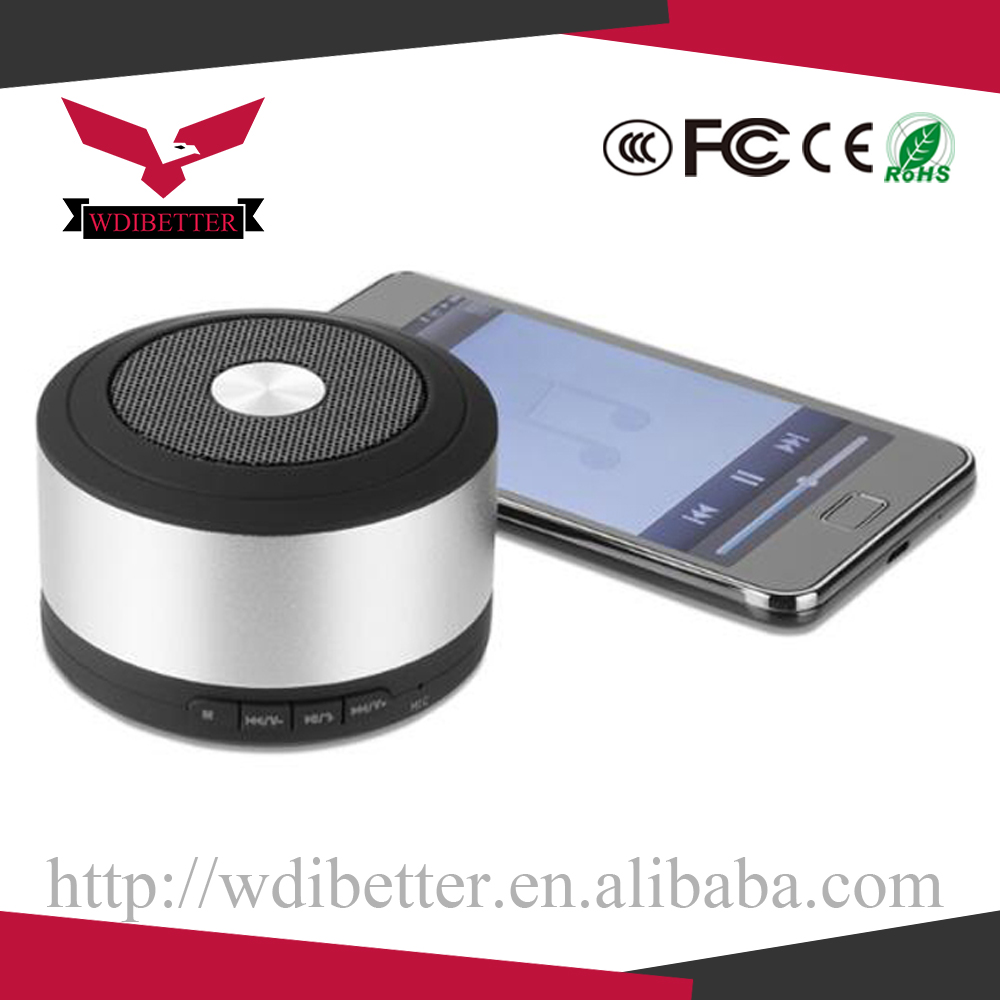 Promotional Cheap Logo Speaker Factory
