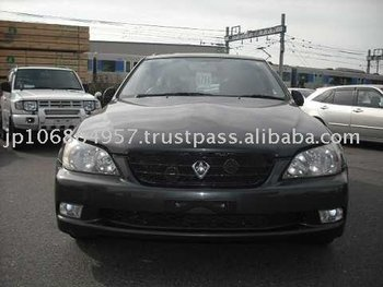 Second hand cars TOYOTA ALTEZZA 2001