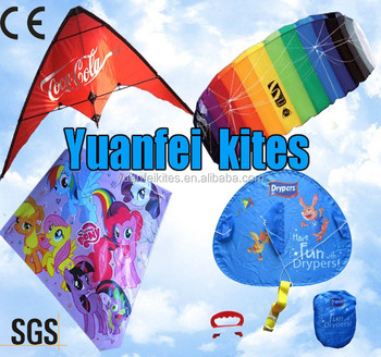 inflatable pocket Mini kite from the kite factory