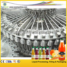 Aseptic Juice And Tea Beverage Bottle Filling Machine/Production Line