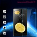 Trending Hot Products Mobile Phones Display 0.26mm 9h Hardness Screen Protector Tempered Glass for Lenovo K3 note