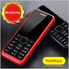 new arrival tiny cell phone single sim card ultra thin and small size bluetooth mini mobile phone