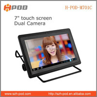 q88 tablet pc cheap price 7 inch support bluetoot wifi flash light long time playing