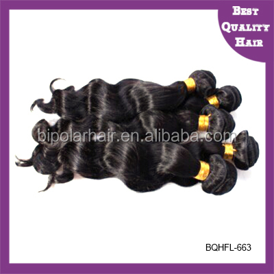 Wholesale Body Wave Original Brazilian Human Hair Weave Extensions