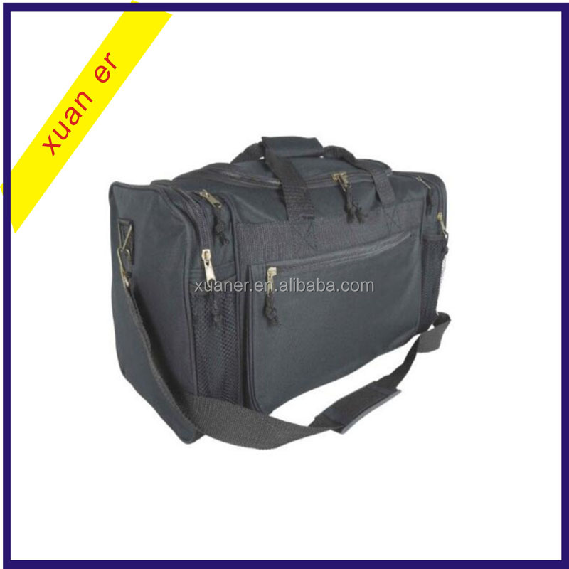 Wholesale multifunction waterproof sports duffle travel gym bag made in china