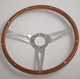 13'' Laminated Wood Steering Wheel