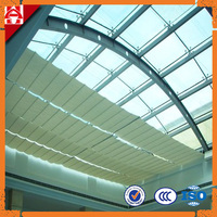 Aluminum and Glass Canopy
