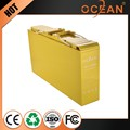 12V nominal safe 150ah fashionable cheap solar power storage battery