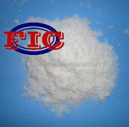 Other inorganic sulfate salts such as sodium sulfate and calcium sulfate may also be used in the same way