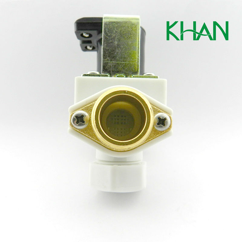 Hot Sales DC24V 12V Micro Plastic Electric Hydraulic Solenoid Valve
