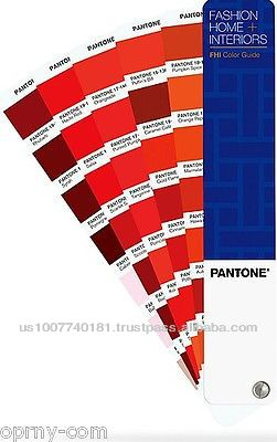 PANTONE FGP 200 Fashion and Home Color Guide