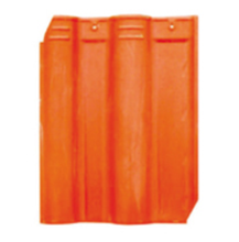 Cheap Price s type Clay Roof Tile for 240x320mm Chain Roof Tile