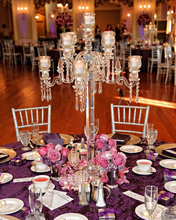 9 arms crystal candelabra centrepieces wedding candelabra crystal flower stand