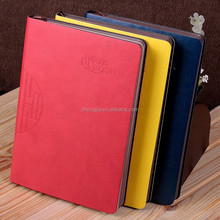 2016 New Arrival Fancy a4 hardcover exercise book leatherette