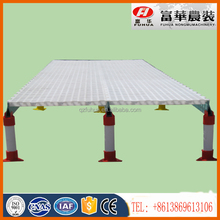 Chicken pig goose goat farm slat floor equipment