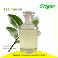 OEM/ODM Manufacturers Supply Organic Pure Unscent Tea Tree Essential Oil For Curing Acne Bulk Wholesale Price