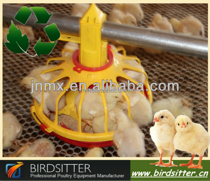 hotest sale free sample plastic chicken poultry feed pan for broiler
