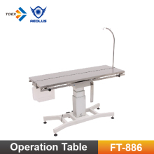 FT-886 Universal V-top Pet Operation Table Veterinary Operation Table Vet Supply