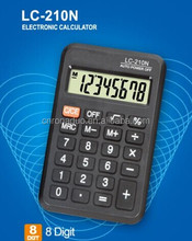 flexible solar cell roll pokect calculator 8digits SLD-210N calculator desktop Mini Calculator