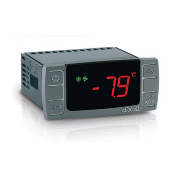 Digital defrosting temperature controller
