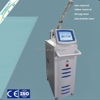 Manufactory picosecond 1064nm hair removal alexandrite laser alexandrite puls nd yag laser