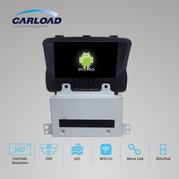 Android quad core 2 din car opel audio with dvd for opel mokka stereo