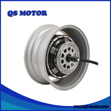 5000W V2 QS Electric Car Wheel Hub Motor ( 273Model )