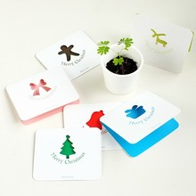 Chinese Manufacturers Wholesale Customised Cheap Creative 3d Christmas Greeting Card Envelopes