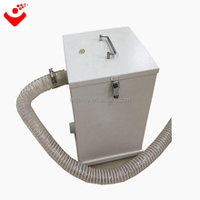 Vacuum dental lab dust extractor for lab dust extraction