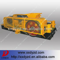 Large capacity roller crusher equipment