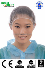 Disposable factory Nylon Mesh Hair Net/ Nylon Hair Net Cap
