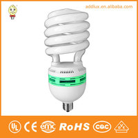 65W 85W E27 B22 Spiral Energy Saving Compact Fluorescent Bulbs