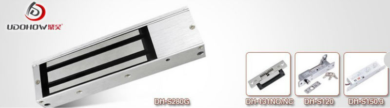 280KG 600lbs factory price access control gate electronic magnetic door lock