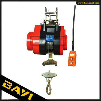 Suspending Mini Electric Hoist 100F