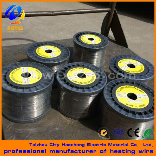 Stranded Nickel Copper Core Electric Heating Wire