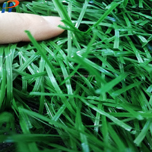 V shape artificial grass football turf lawn good quality fake grass for landscaping