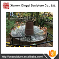 Garden sculpture water land theme park