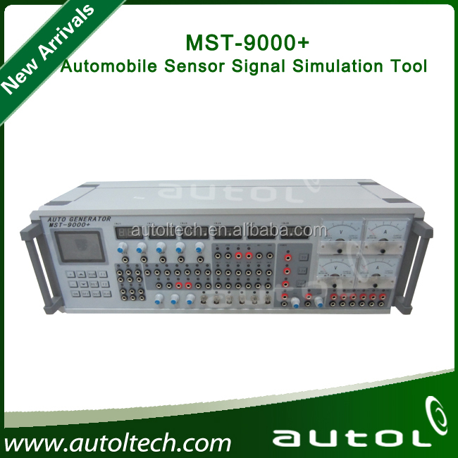 automobile sensor signal simulation tool mst 9000 car ecu test and repair expert auto ecu programming tool