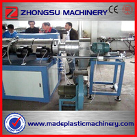 Best! WPC granules making machine/pellet making machine turn key production line