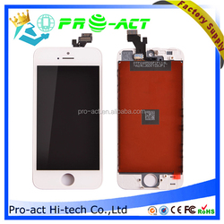 for iphone 5g lcd , original AAA quality lcd for iphone 5g