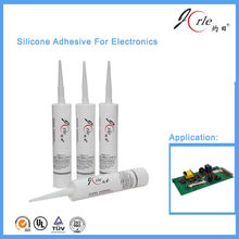 flowable electronic grade silicone sealant