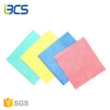BCSI/SGS Certified Trade Assurance Wet Wipe Glass Cleaning Cloth Non-Woven Wipe